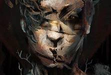 Golem man tree digitalart by Aleksei Vinogradov