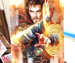 Doctor Strange by Ben Jeffery