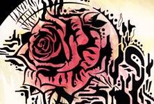 Autumn Rose digitalart by Frantisek Radacovsky