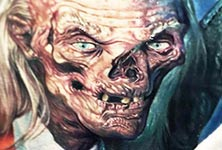 The Crypt Keeper tattoo by Paul Acker