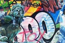 Grafitti by Pichi and Avo