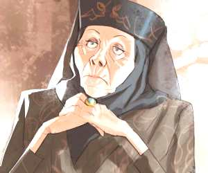 Lady Olenna digitalart by Ramon Nunez