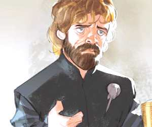 Tyrion Lannister digitalart by Ramon Nunez